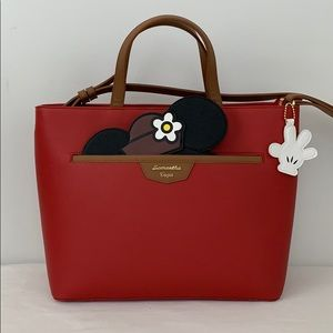 Samantha Vega Thavasa Minnie Mouse Purse